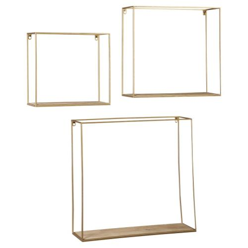 Efharis Wall Shelf (set of 3)