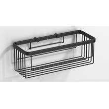 Chrome Rectangular Shower Basket