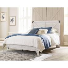 Shawburn Full Platform Bed