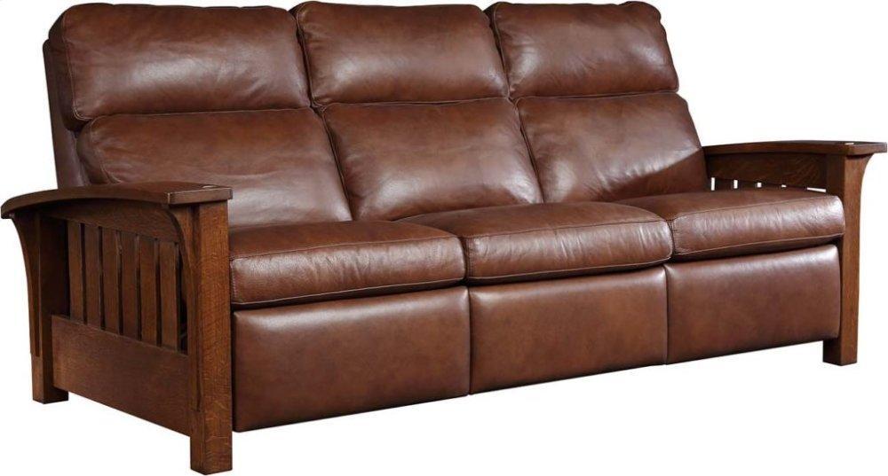 Stickley FurnitureMotion, Oak Orchard Street Sofa