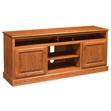 """Product Image - Classic TV Stand with Soundbar Shelf, Classic TV Stand with Soundbar Shelf, 55 1/2""""w"""