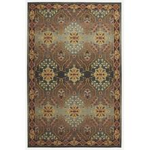 Contessa Multi Rectangle 5ft 9in X 9ft