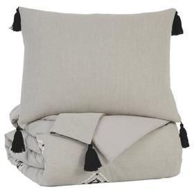 Jawanza 3-piece Queen Comforter Set