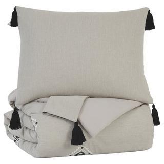 Jawanza 3-piece King Comforter Set