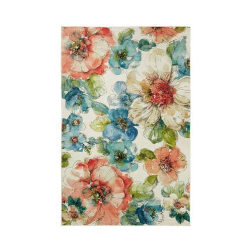 Mohawk - Summer Bloom, Garden- Rectangle