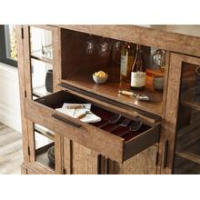 See Details - Bailey Wine Cabinet
