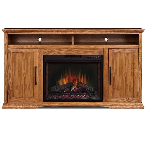 "Colonial Place 66"" Fireplace"