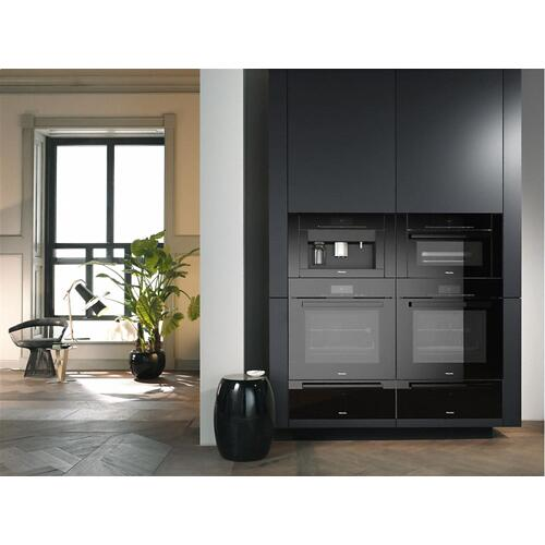 Miele - H 6880 BP 30 Inch Convection Oven - The multi-talented Miele for the highest demands.