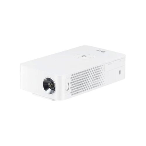 HD LED Portable CineBeam Projector w/ up to 4 Hour Battery Life