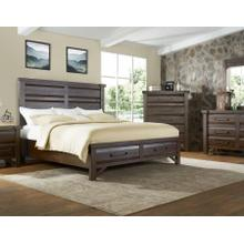 Timber 4-Piece Queen Set