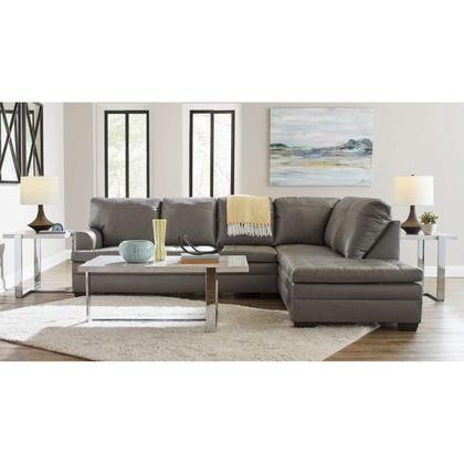 See Details - 2110 Two Piece Sectional with Chaise