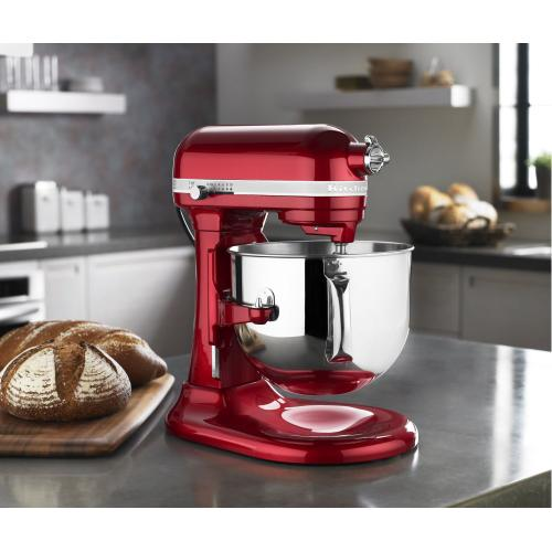 Gallery - Pro Line® Series 7 Quart Bowl-Lift Stand Mixer - Candy Apple Red