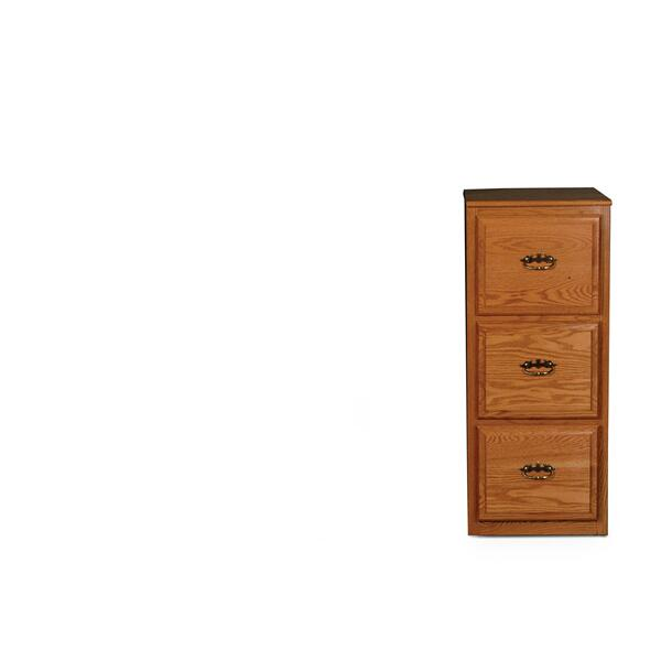 Classic Office 3-Drawer File Cabinet