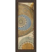 """Moving Moments Panel Il"" By Lee Framed Print Wall Art"