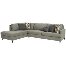 Santasia 2-piece Sectional With Chaise