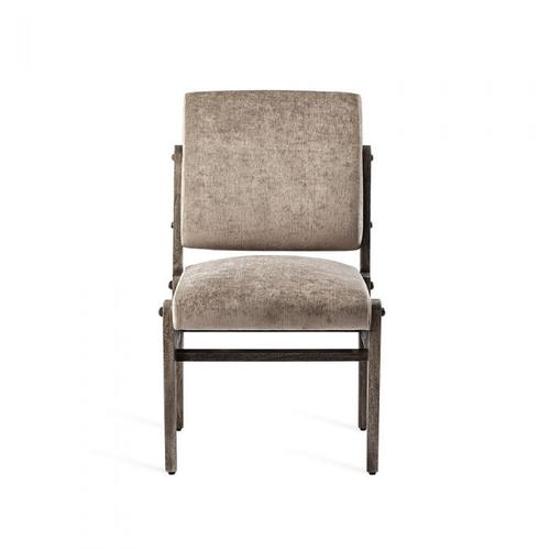 Hale Dining Chair - Rustic Grey
