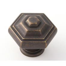 See Details - Geometric Knob A1530 - Barcelona