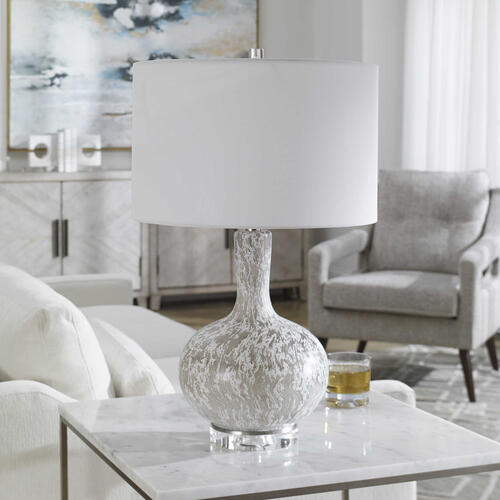 Uttermost - Turbulence Table Lamp