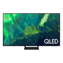 """See Details - 55"""" 2021 Q72A QLED 4K Smart TV"""