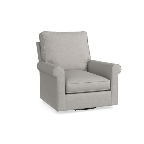 Bassett Furniture - Oswell Swivel Glider