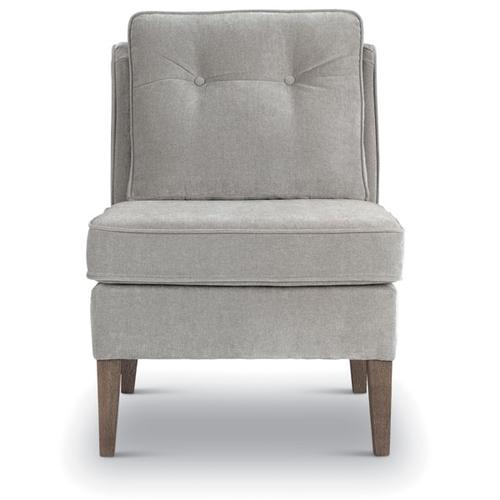 BLAYR Accent Chair in Blush   (3810DW-20814)