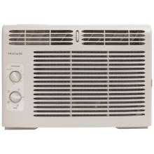 See Details - Frigidaire Window-Mounted 5,000 BTU Mini Room Air Conditioner