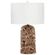 See Details - Igneous Table Lamp
