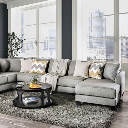 Furniture of America - Mandurah Sectional