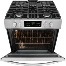 ***WEST LOCATION*** Frigidaire 30'' Front Control Gas Range **OPEN BOX ITEM***