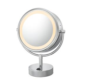 Chrome Double Sided Vanity Mirror Product Image