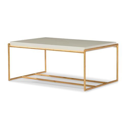 Maitland-Smith - SKYLAR COCKTAIL TABLE