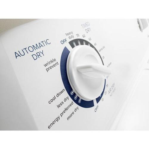 Gallery - 6.5 cu. ft. Dryer with Wrinkle Prevent Option - white