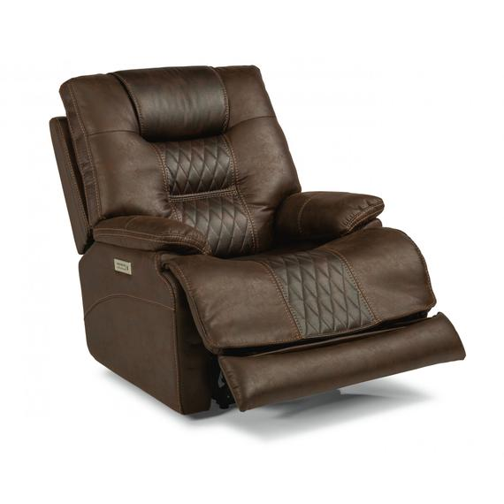 Dakota Power Recliner with Power Headrest & Lumbar