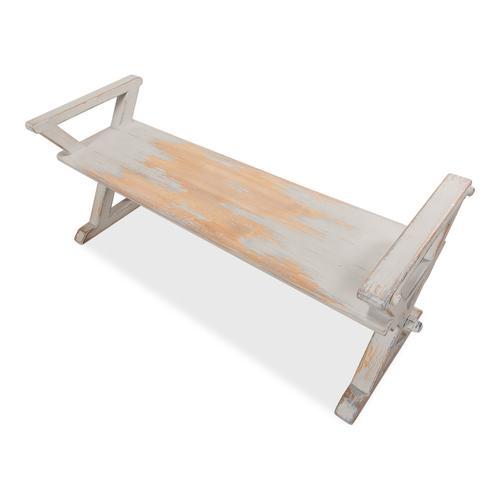 Replica Antique X Bench