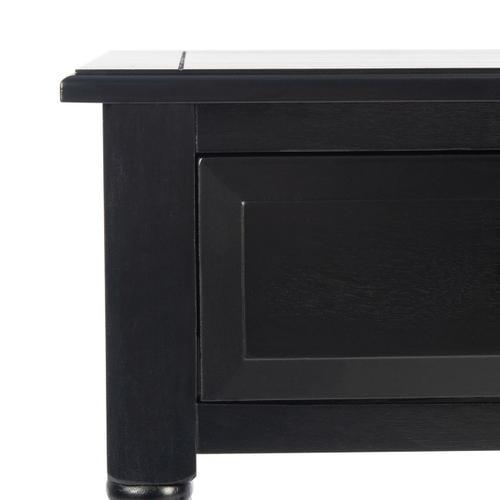 Safavieh - Primrose 2 Drawer Console Table - Black