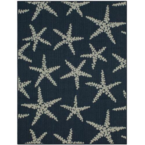 Mohawk - Starfish Medley, Navy- Rectangle