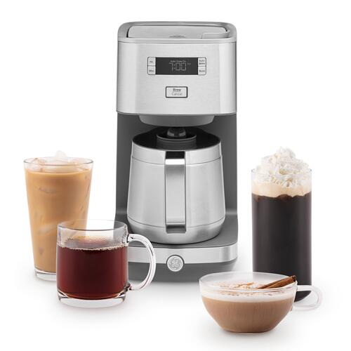 GE Appliances - GE Drip Coffee Maker with Thermal Carafe