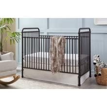 View Product - Vintage Iron Abigail 3-in-1 Convertible Crib -