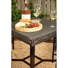 See Details - Hanover Malta High Dining Table, 11400-DNTBL