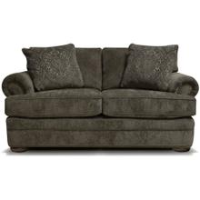 Knox Loveseat with Nails