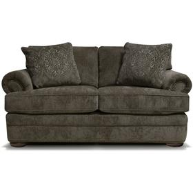 6M06N Knox Loveseat with Nails