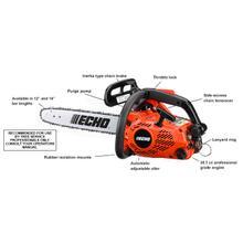 See Details - ECHO CS-303T 30.1cc Top Handle Chain Saw