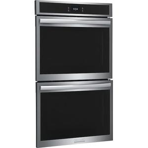 Frigidaire - Frigidaire Gallery 30'' Double Electric Wall Oven with Total Convection