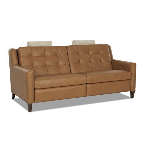 Manhattan Reclining Sofa-2 Over 2 CLP275PB/2RS