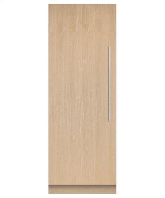 "Integrated Column Freezer, 30"", Ice"