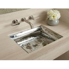 See Details - Under-mount sink - Polished Distressed