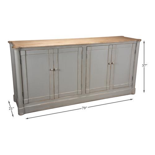 Fieldstone Sideboard