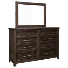 Hillcott Dresser and Mirror