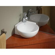 CORNER Over Counter/Wall Mount Sink