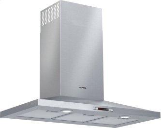 300 Series Wall Hood 36'' Stainless steel HCP36E52UC